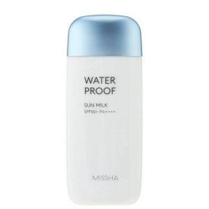 Missha All Around Safe Block Water Proof Sun Milk SPF50+ 70ml