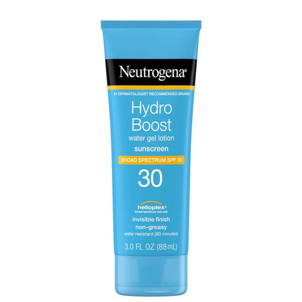 Neutrogena Hydro Boost Water Gel Sunscreen SPF 30