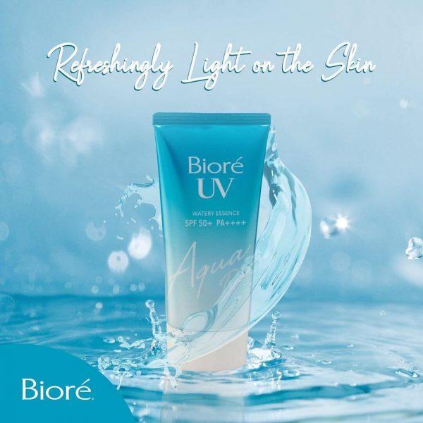 Biore UV Aqua Rich Watery Essence SPF 50+