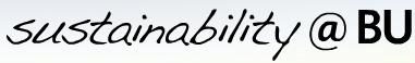 Sustainability bu logo
