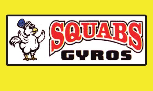 Squabs Gyros