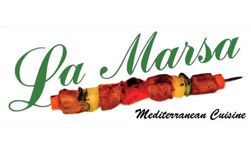 La Marsa Mediterranean Cuisine Coupons
