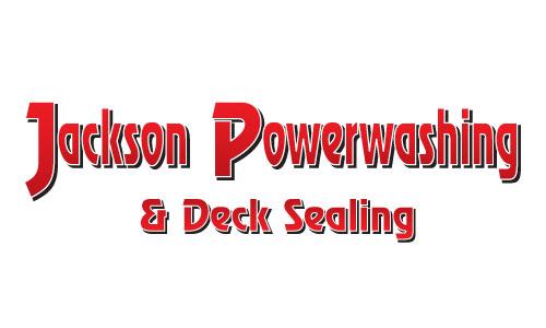 Jackson Powerwashing & Deck Sealing Coupons