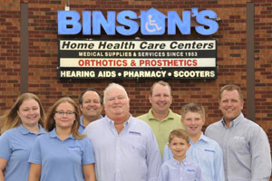Binson's Home Health Care Centers Image 0 Large