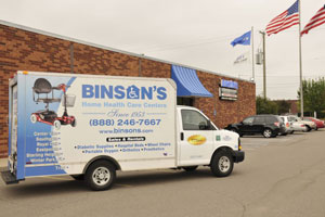 Binson's Home Health Care Centers Image 2