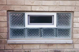 Discount glass block repair and replacement coupons for Where to buy glass block windows
