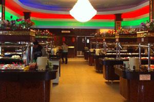 Teppanyaki Grill & Supreme Buffet Menu