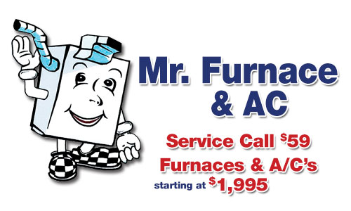 Mr. Furnace Coupons in Troy, MI