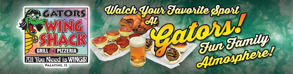 Wing Shack Coupons >> Gators Wing Shack Grill Pizzeria In Palatine Il Coupons To
