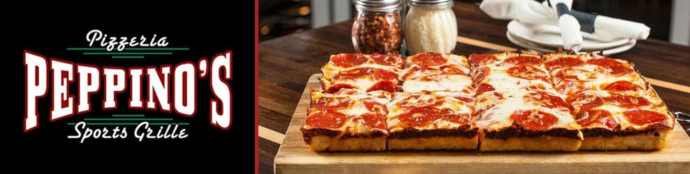 Peppino S Pizza: Peppino's Sports Grille & Pizzerias In Grand Rapids, MI