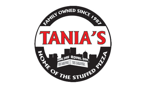 Tania's Pizza Coupons in Troy, MI