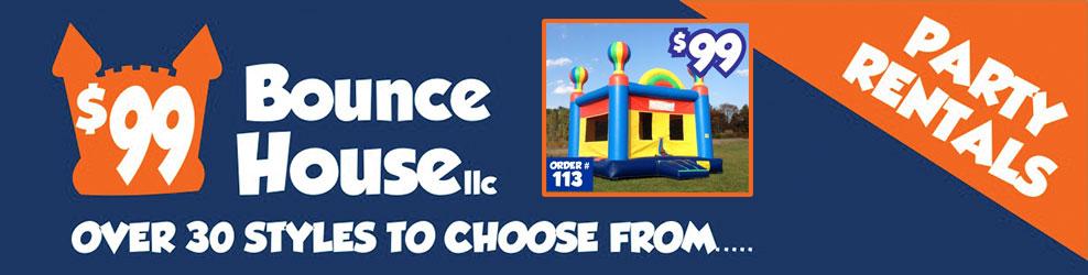 $99 Bounce House