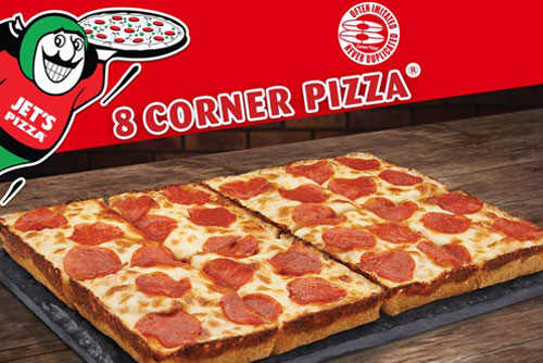 image about Jets Pizza Coupons Printable named Jets pizza internet coupon codes / Qfc wine bargains