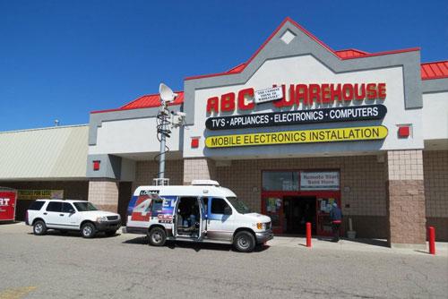 ABC Warehouse Center Line, MI | s to SaveOn Home Improvements ...