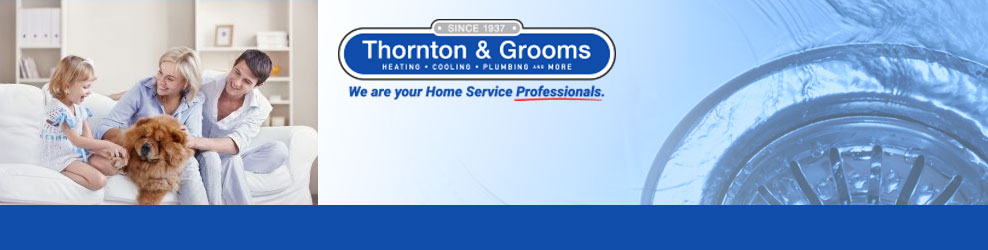 Thornton & Grooms Heating, Cooling & Plumbing