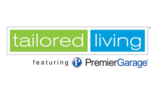 Tailored Living Featuring Premier Garage
