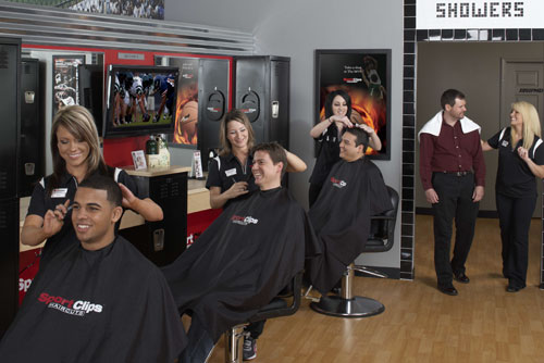 Sport Clips Haircuts of South Elgin October 31 at PM · Wishing all of our iPhone Clients a
