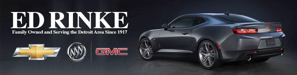 Ed Rinke Chevrolet Buick GMC in Center Line, MI | s to SaveOn ...