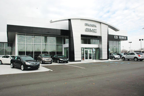 Ed Rinke Chevrolet Buick GMC in Center Line, MI | s to SaveOn ...