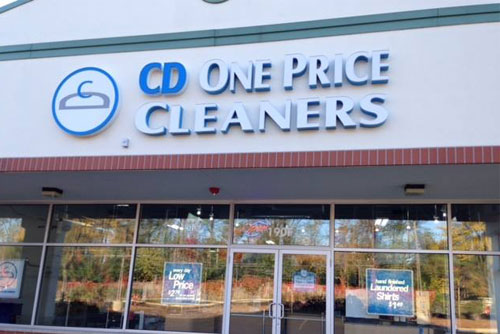 photo about Cd One Price Cleaners Coupons Printable titled CD One particular Selling price Cleaners within just Arlington Hts., IL Discount codes in direction of