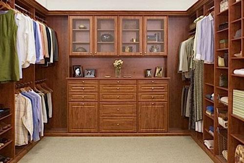 Perfect Everyday Walk In Closet Premium