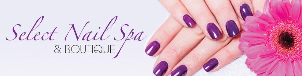 Select Nail Spa Boutique