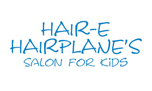 Hair-E Hairplane's Salon For Kids