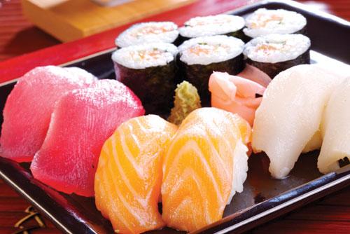 Wasabi Japanese Sushi, Hibachi Steak & Bar Coupons