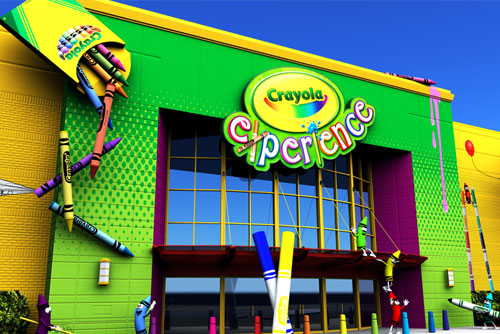 Crayola Experience Mall of America Coupons