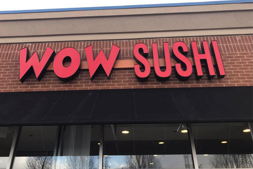 Wow Sushi Japanese Restaurant In Homer Glen Il Coupons To Saveon