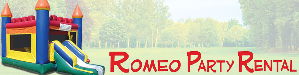 Romeo Party Rental