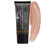 Amazing Cosmetics Velvet Mineral- Liquid Custom Finish Foundation SPF 15