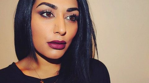 Mouldy fruit makeup beauty guru