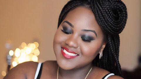 Profile photo of chanelboateng, a youtube makeup and beauty guru