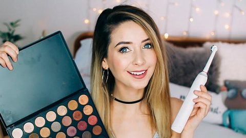 Profile photo of zoella280390, a youtube makeup and beauty guru
