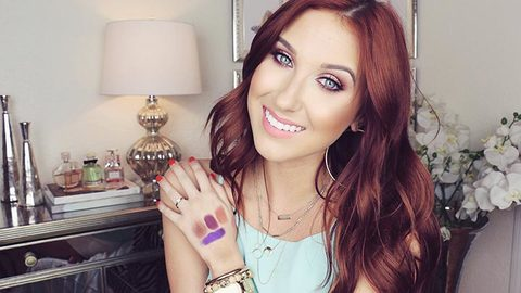 Profile photo of Jaclynhill1, a youtube makeup and beauty guru