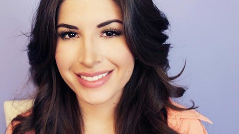 Profile photo of MissJessicaHarlow, a youtube makeup and beauty guru