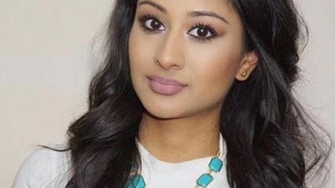 Profile photo of megha8359, a youtube makeup and beauty guru