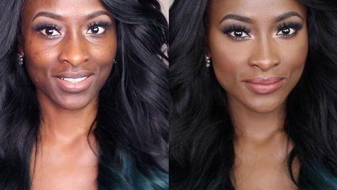 Profile photo of beautybyjj, a youtube makeup and beauty guru
