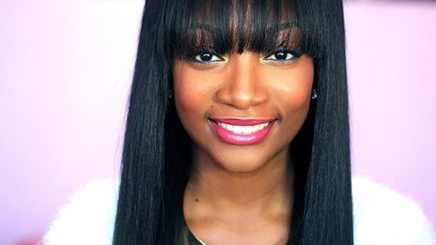 Profile photo of lizlizlive, a youtube makeup and beauty guru