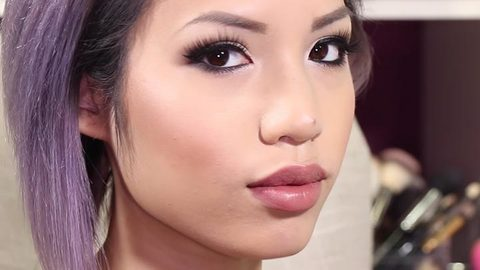 Profile photo of saaammage, a youtube makeup and beauty guru
