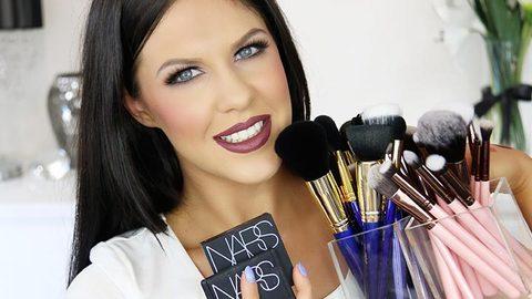 Profile photo of Nikkia Joy, a makeup and beauty blogger