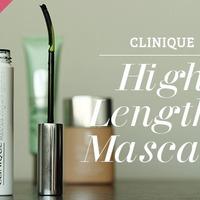 Clinique High Impact Mascara Swatch