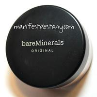 Bareminerals bareMinerals Original Foundation Broad Spectrum SPF 15 Swatch