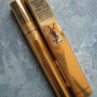 Yves Saint Laurent MASCARA VOLUME EFFET FAUX CILS - Luxurious Mascara Swatch