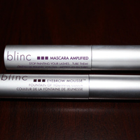Blinc Mascara Amplified Swatch