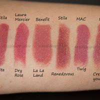 Laura Mercier Lip Colour - Creme Swatch