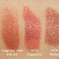 Dior Rouge Dior Nude Lip Blush Swatch