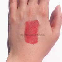 Lancome Gloss In Love Swatch