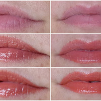 Yves Saint Laurent Glossy Stain Swatch